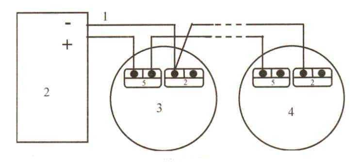 Дип-44 схема подключения