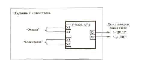 Ар1 схема подключения
