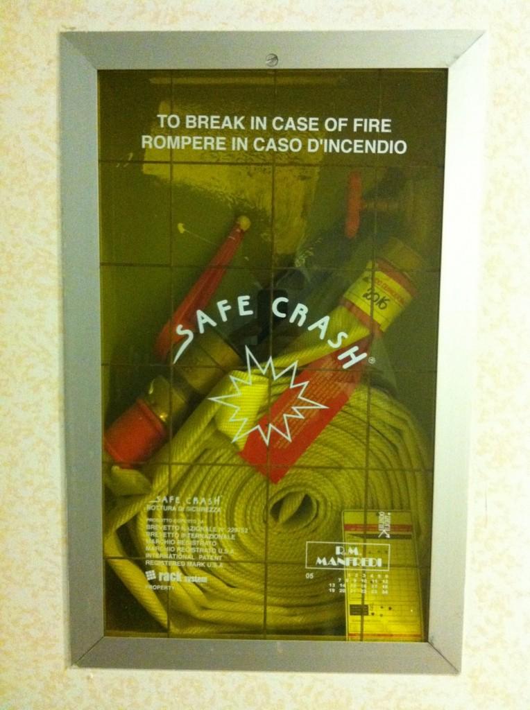 Шкаф пожарного крана