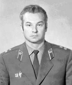 Грушевский Борис Васильевич