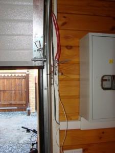Ввод кабелей в дом