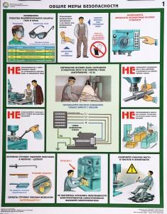Общие меры безопасности