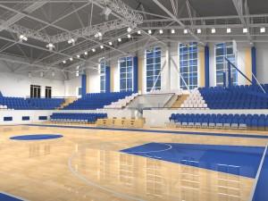 Проект системы озвучивания спортивного комплекса