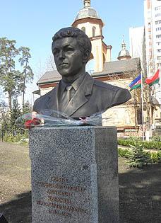 Постамент памяти Кибенка В.Н.