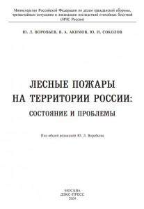 Воробьев Ю. Л.  Лесные пожары на территории России: Состояние и проблемы