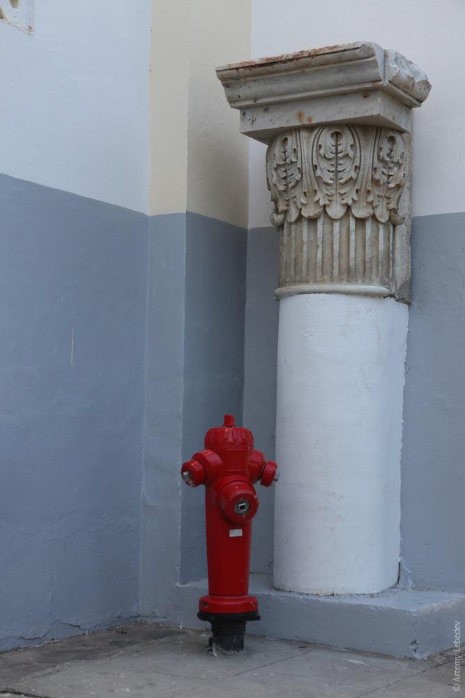Пожарный гидрант. Алжир