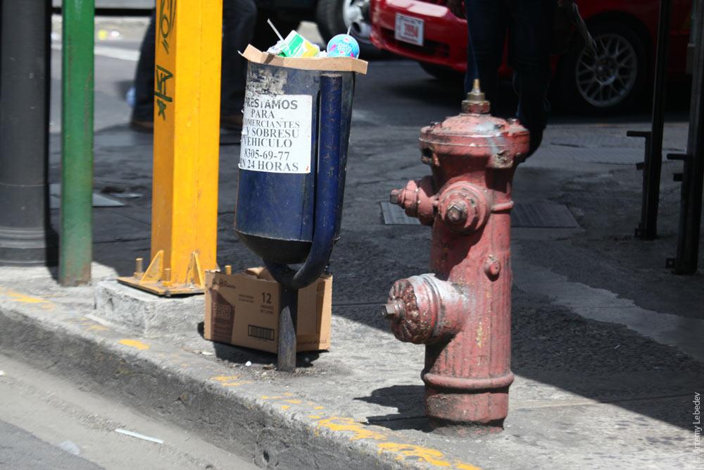 Пожарный гидрант. Коста-Рика