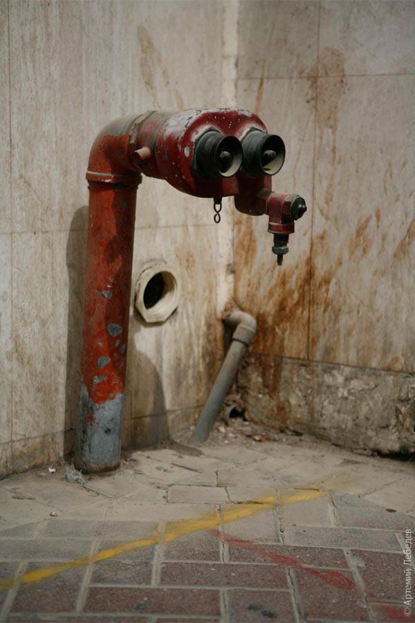 Пожарный гидрант. Бахрейн
