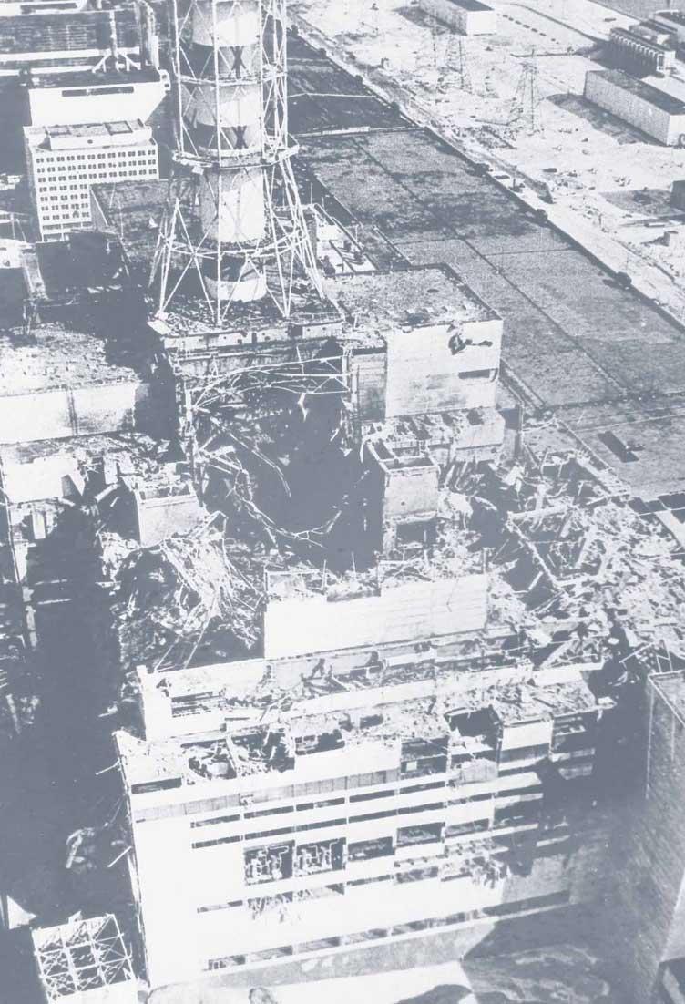 Контрольная работа авария на чернобыльской аэс 7481