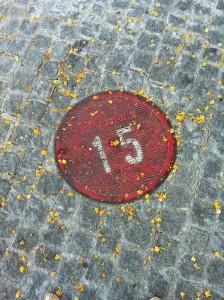 Пожраный гидрант. Барселона