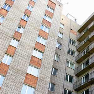 Проект пожарной сигнализации и оповещения общежития