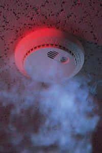 Тестирование дымовых пожарных извещателей