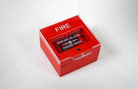 Пепельница из ручного пожарного извещателя