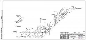 Схема насосной станции пожаротушения