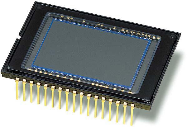 CCD матрица