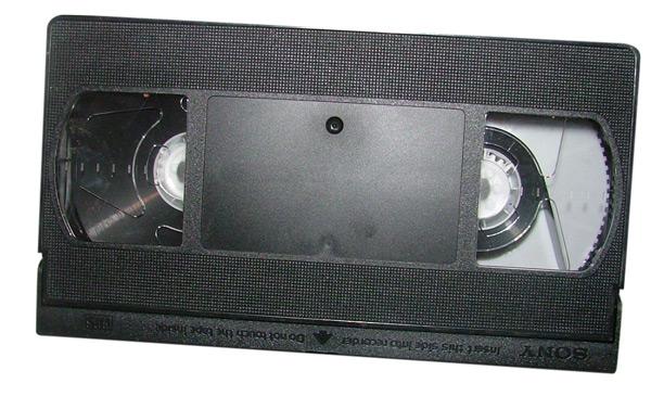 Видеокассета формата VHS