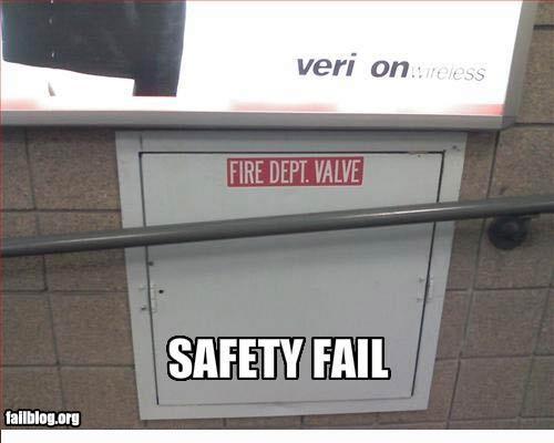 Уличный клапан пожаротушения