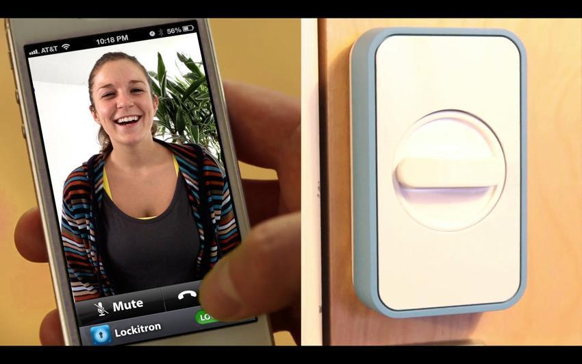 DoorBot - видеодомофон с использованием Wi-Fi