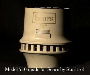 Модель 710 ионизационного извещателя компании Statirol