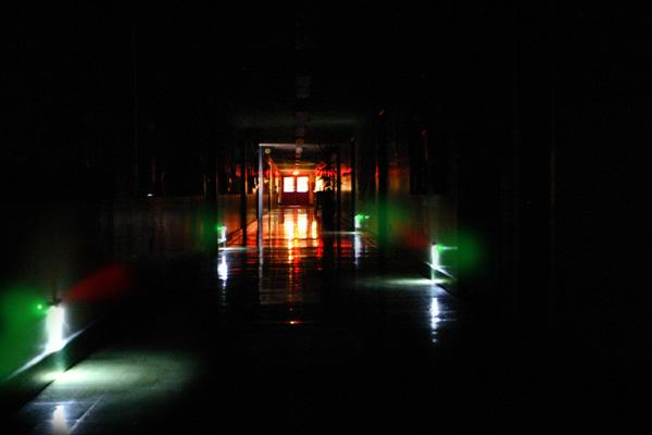 Illumine - концепт системы эвакуационного освещения