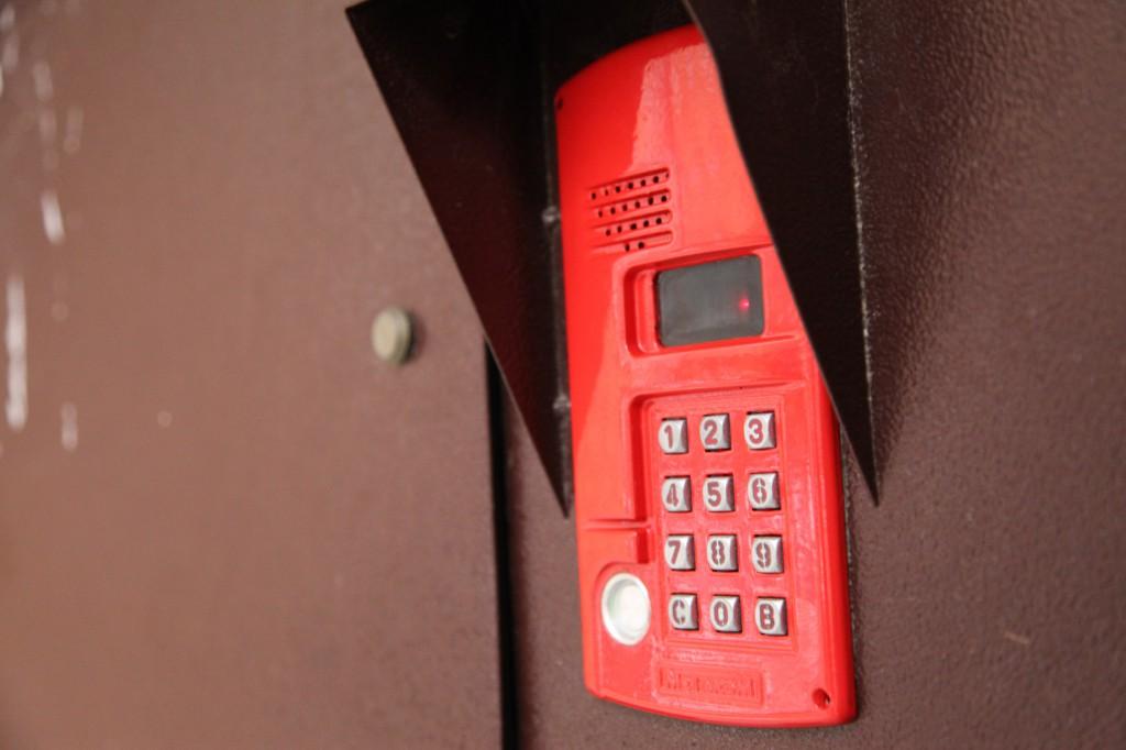 Спикфон - система оповещения через домофоны