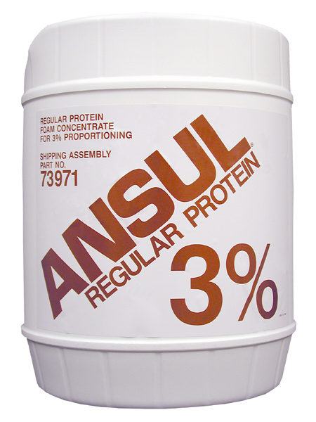 Пенообразователь (пенный концентрат) протеиновый 3%