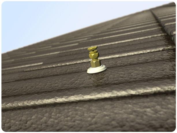 Ороситель для установки на крыше
