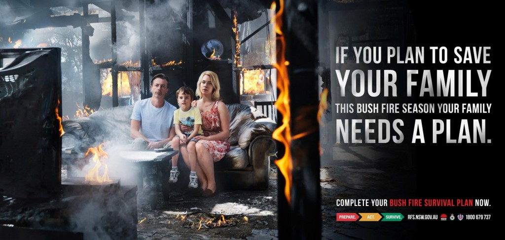 Социальная реклама из Австралии